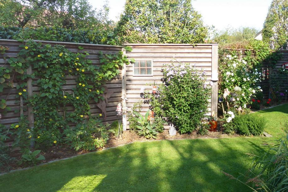 Zaun Sichtschutz Natur Holz   Gartengestaltung Gartenbau Reischl, Bayerischer Wald